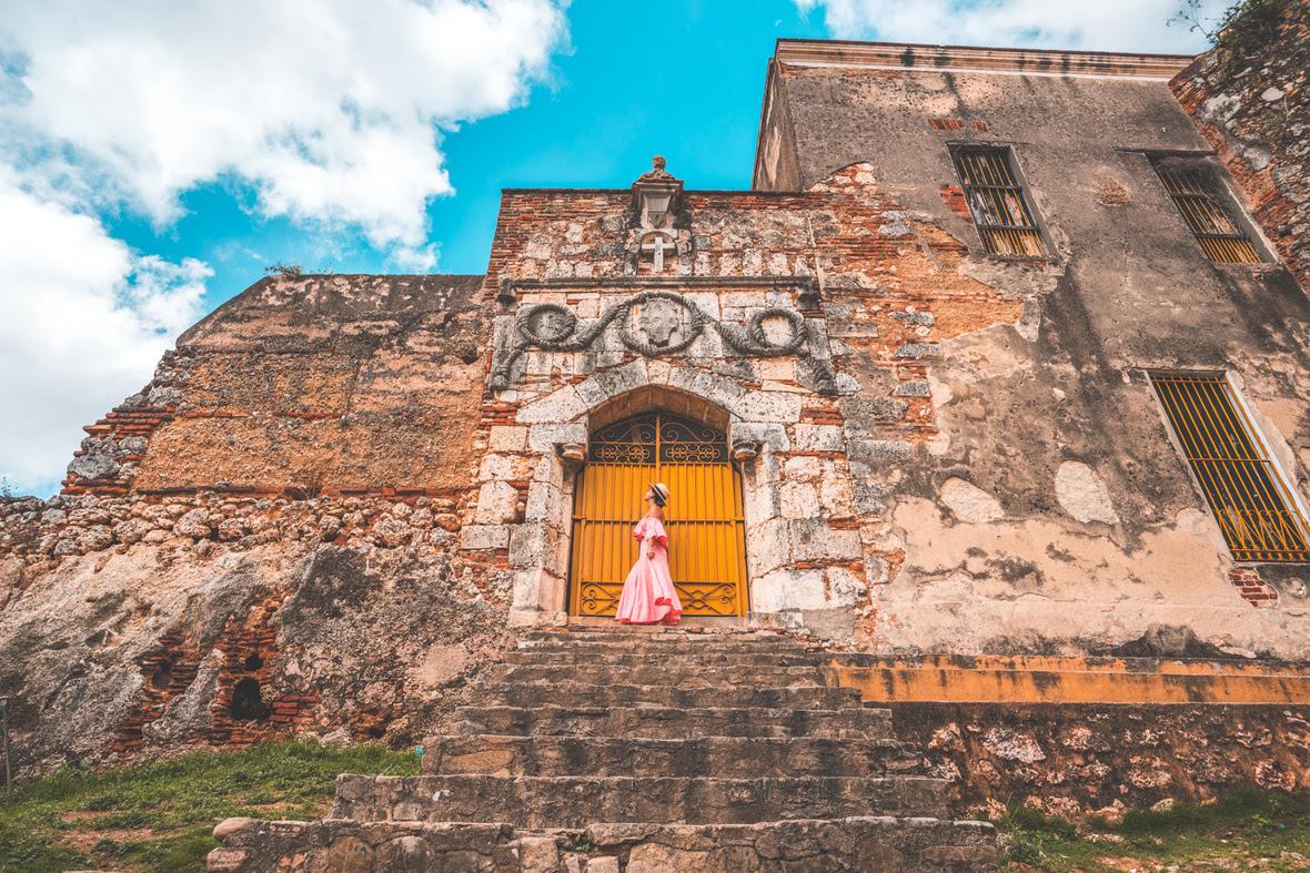 Colonial City Santo Domingo