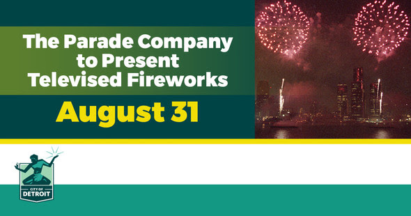COVID Fireworks Set for Aug. 31