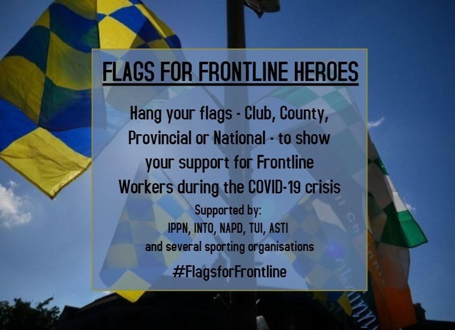 FlagsforFrontline
