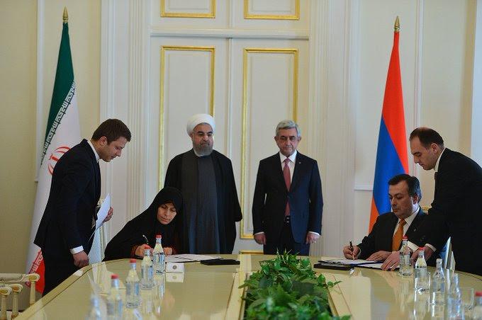 Irán y Armenia insisten en lucha multilateral contra terrorismo