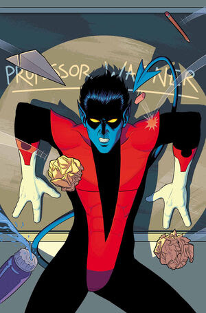 Nightcrawler Vol 4 5 Textless