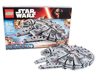 Star Wars Millenium Falcon LEGO® Set