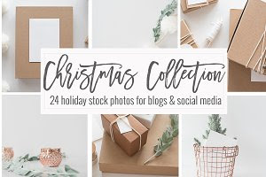 40% off Neutral Christmas Photos