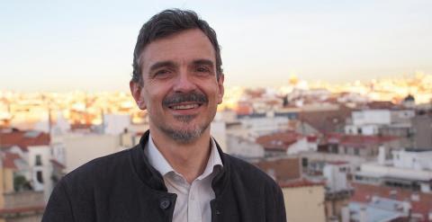 José Manuel López, en una imagen de archivo.