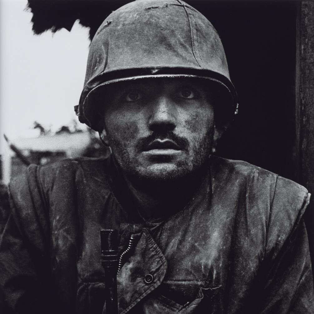 Don McCullin exhibition