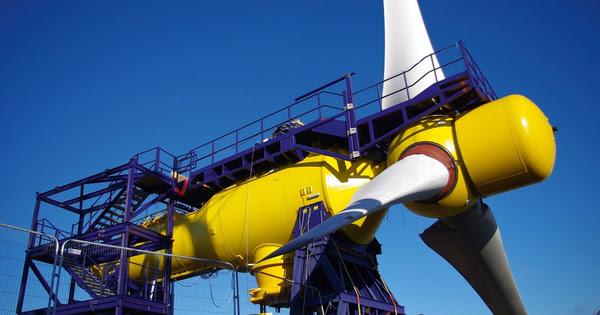 Sabella reprend les activités hydroliennes de GE Renewable Energy