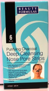 Beauty formulas charcoal nose trips