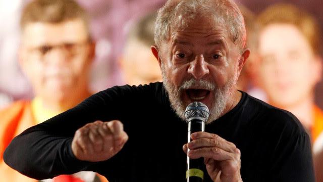 Lula diz que não quer discutir 2ª instância, mas anulação do processo