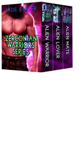 Zerconian Warrior Series Box Set