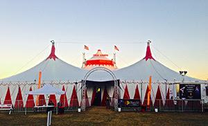 Vegas Tent