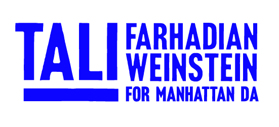 Tali Farhadian Weinstein for Manhattan District Attorney