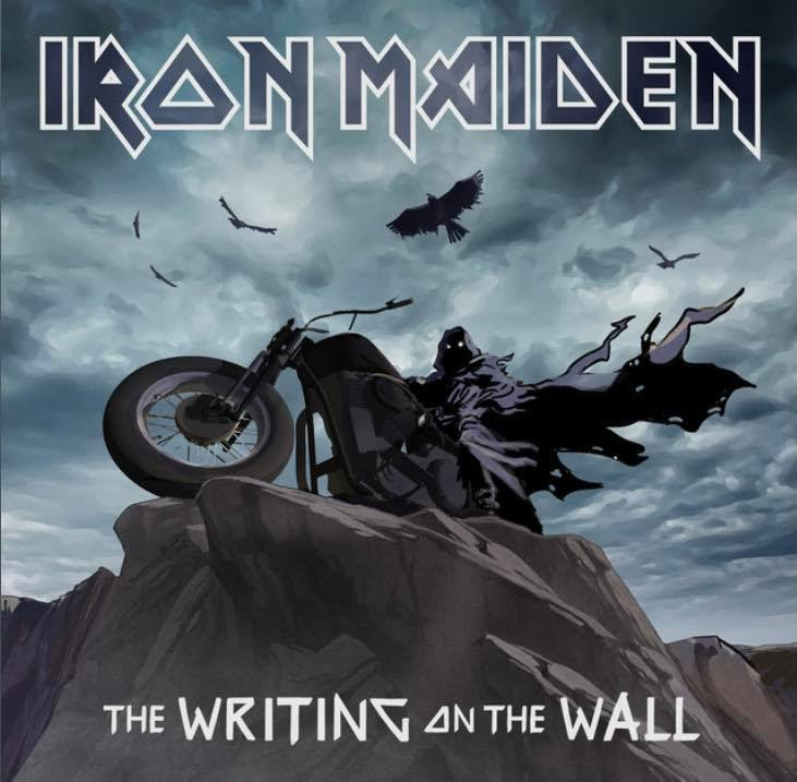 image article Iron Maiden : Le premier tome de la BD officielle !
