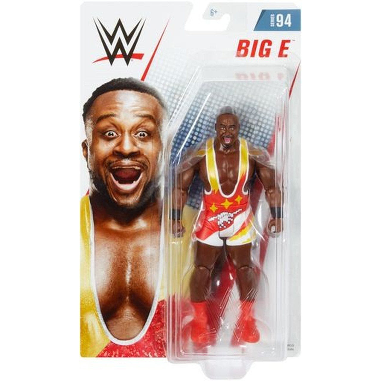 Image of WWE Basic Series 94 - Big E - JULY 2019