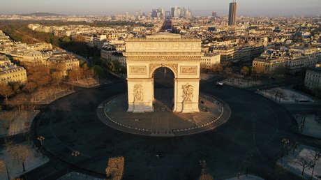 Francia sufre su peor desplome económico desde la Segunda Guerra Mundial