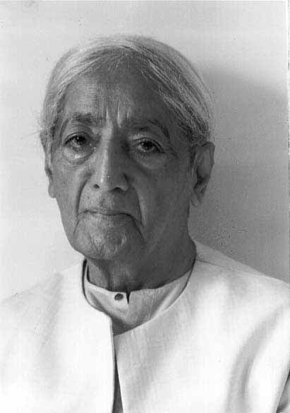 krishnamurtiteachings