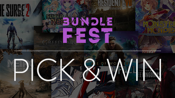 Fanatical Bundle Fest Giveaway