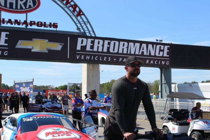 Pro Stock contender Shane Gray to begin championship chase from home base