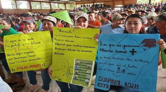 Luchar por proteger el medio ambiente es una de las actividades más peligrosas en Honduras