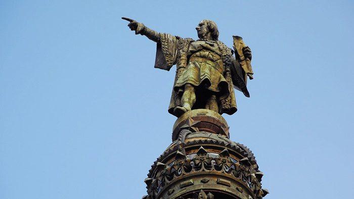 Памятник Колумбу в Барселоне - Путеводитель Барселона ТМ