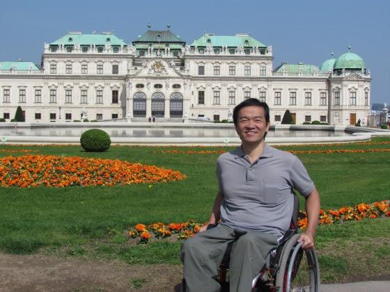 Ricardo Shimosakai transformou tragédia em oportunidade e criou agência com roteiros turísticos de acordo com as limitações do cliente