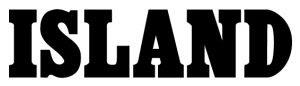 island black logo