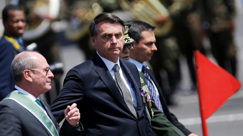 Bolsonaro afirma que los incendios en la Amazonía no pueden justificar sanciones internacionales