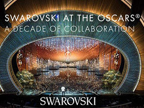 Swarovski at the Oscars