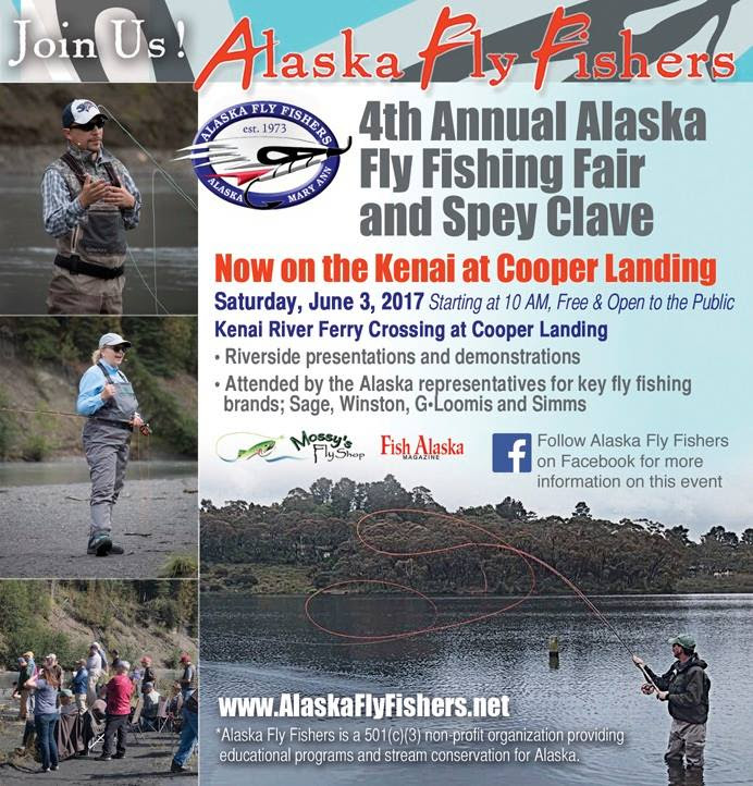 Alaska Spey Clave @ Kenai at Cooper Landing