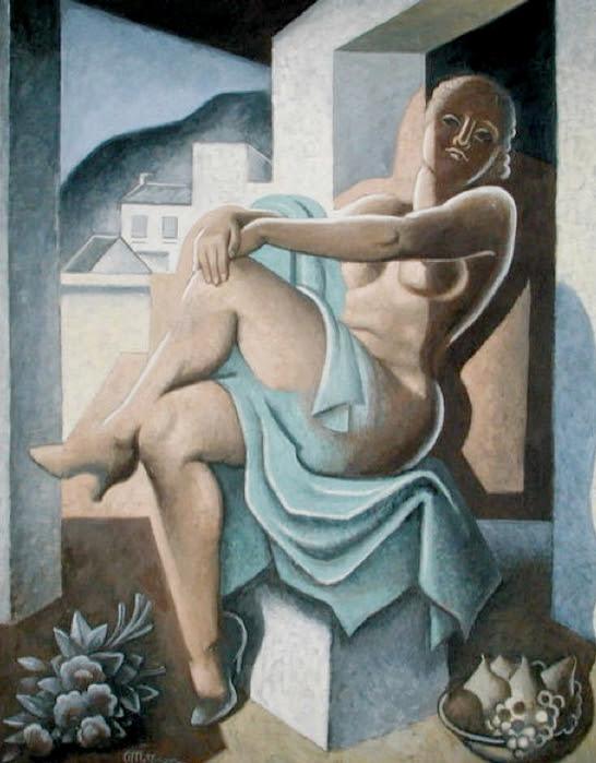 1935,_Nu_au_Soleil_Nude_in_the_Sun, (546x700, 389Kb)