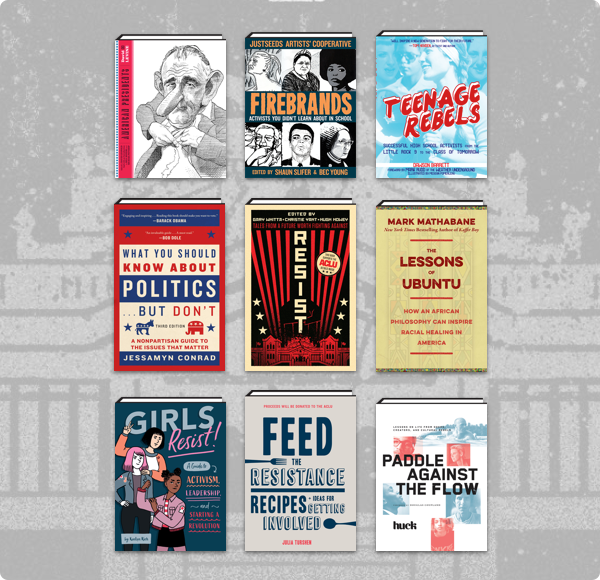 Humble Book Bundle: Get the Vote Out! supporting the ACLU