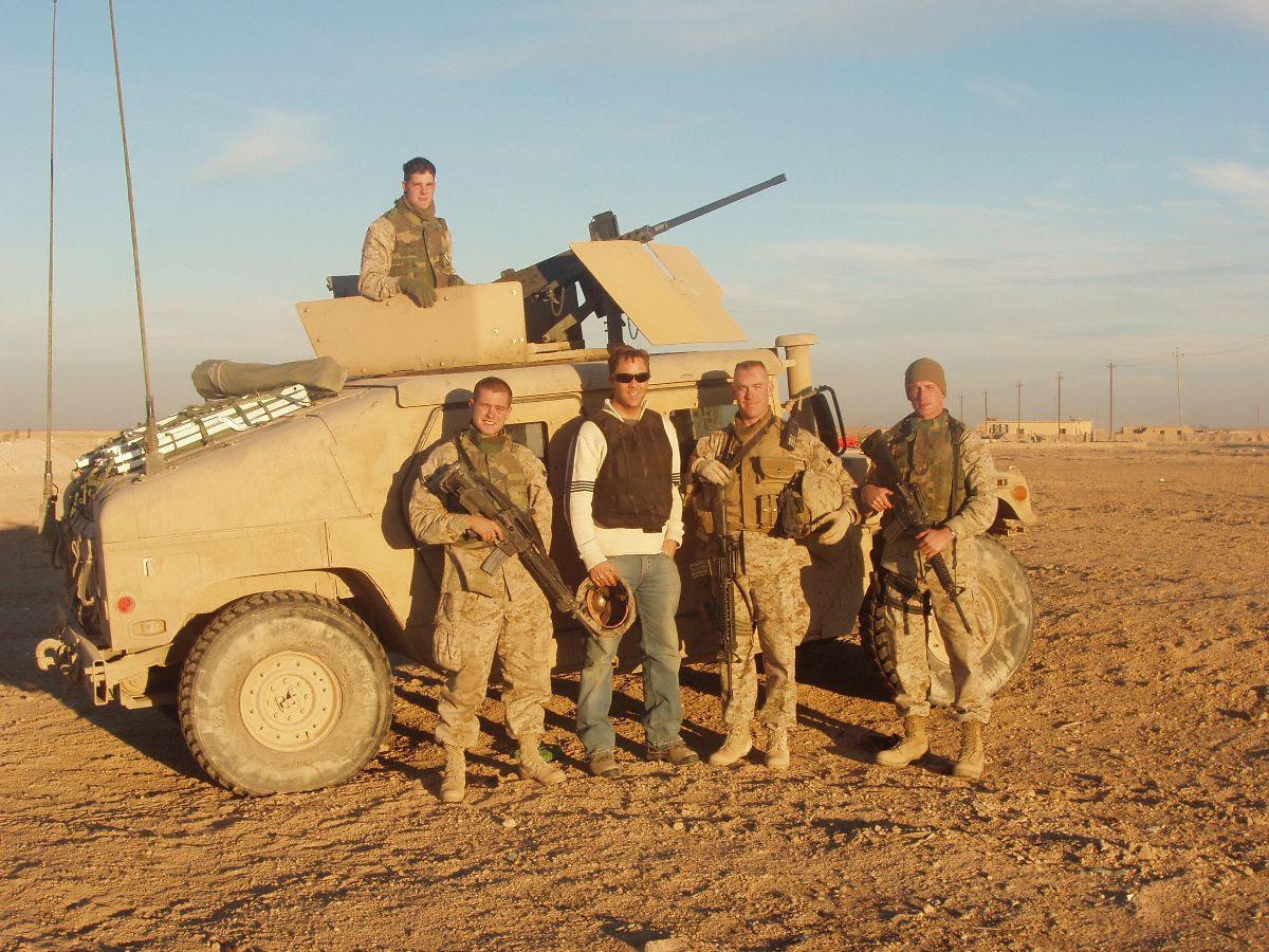 Fallujah PF Dropoff