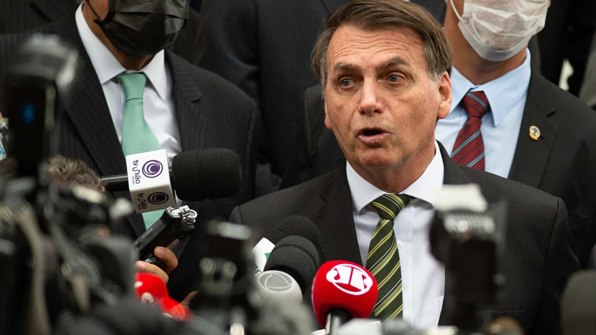Judiciário vê reação de Bolsonaro como temor de julgamento no TSE