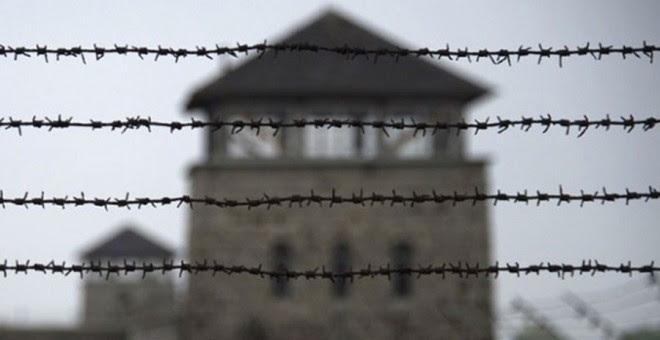 El campo de concentración de Mauthausen.- AFP