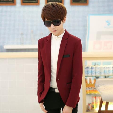 Jacket Blazer Suit