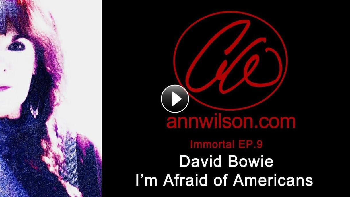 Songs For The Living Episode 9 David Bowie