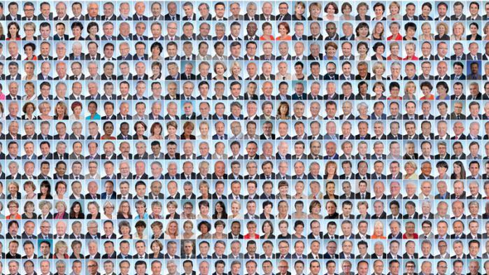 EN IMAGES. Législatives : le gif animé qui prouve le renouvellement inédit de l'Assemblée nationale