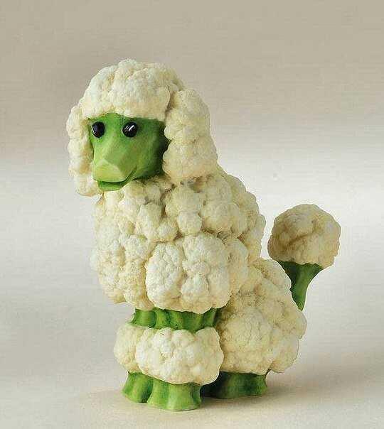 Овощи Произведения искусства