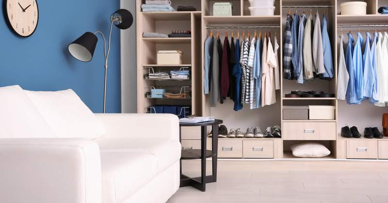 Get Ready for Your Master Closet Reno