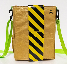 Sumito Owara Cardboard Box Design Shoulder Bag