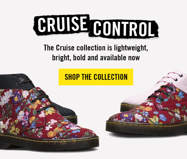 CRUISE CONTROL - The Cruise collection is lightweight, bright, bold and available now - Shop Now