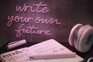 Gewinnen Sie ein Schreibset mit Füller, Kugi und Stift
