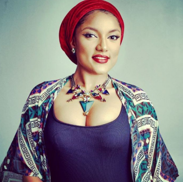 Gifty Powers shares nude photo of herself when she was 7 months pregnant