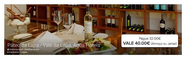 Páteo da Lapa - Vale da Lapa, Água Hotels