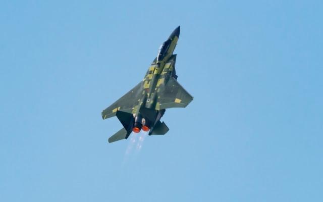 The new F-15EX