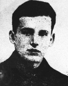 Piet Akkerman, líder sindical de Bélgica que llegó a España para luchar en la Guerra Civil española