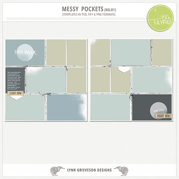 Messy Pockets (enable images to view)