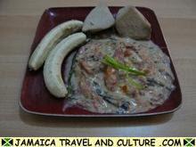 Mackerel Run Down - Serving