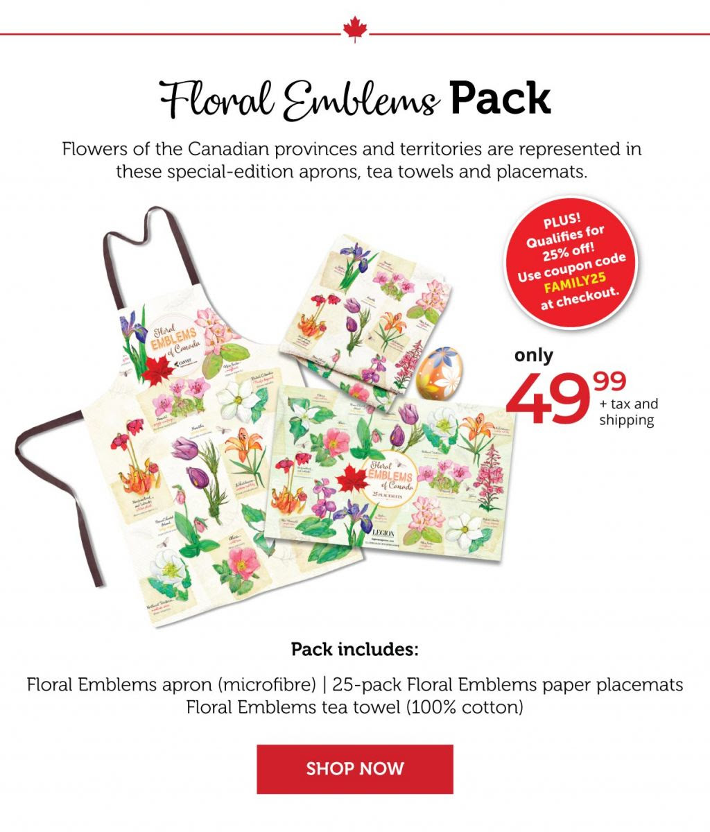 Floral Emblems Pack