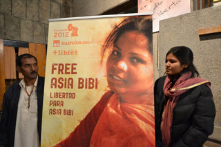 Islamabad a acquitté Asia Bibi