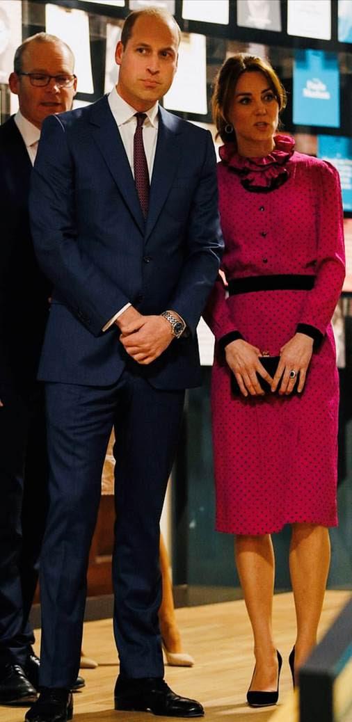 925311e5 452b 4ed6 8aab e41b4947dc75 - Kate Middleton elige Jimmy Choo para acudir a varios eventos durante su viaje oficial en Dublín, Irlanda